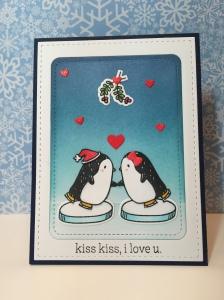 Mistletoe Kisses